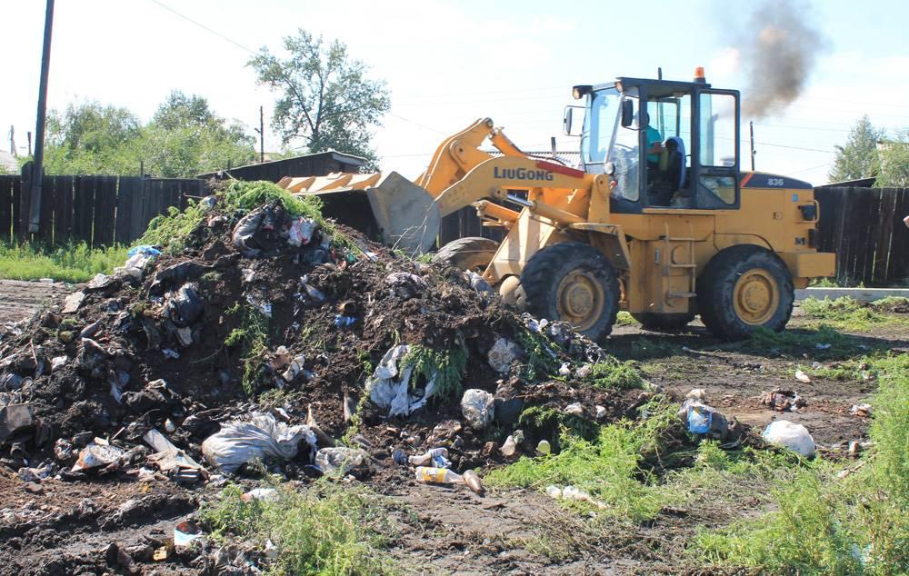Активисты ОНФ подвели предварительные итоги реализации проекта «Генеральная уборка» в Тыве