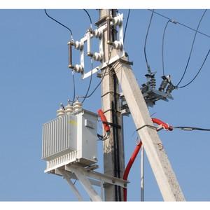 Белгородэнерго строит сети с применением столбовых трансформаторных подстанций