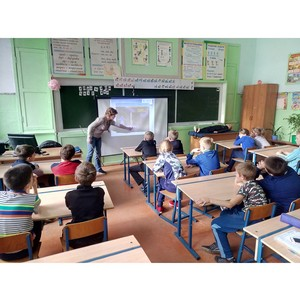 Сотрудники Тамбовэнерго проводят занятия по электробезопасности в образовательных учреждениях