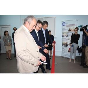 УМПО, УГАТУ и Технопарк открыли коворкиг-зону для студентов