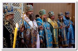 Юг России и Украина чествуют Заступницу земли русской