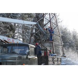 МРСК Центра и Приволжья продолжает работу в усиленном режиме в условиях аномально низких температур