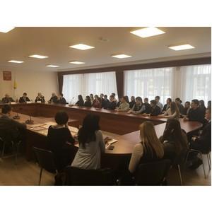 Патриотическая встреча поколений состоялась в Доме Дружбы народов Чувашии
