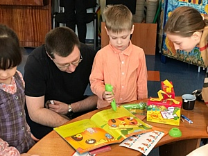 Игрушки «Крошка Ру» на «Планете детства»