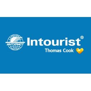Результаты деятельности совместного предприятия Intourist - Thomas Cook в России показали прибыль.