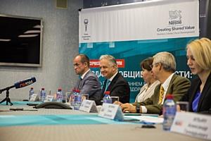 Союз педиатров России и «Нестле Россия» провели IV Всероссийский форум «Создание общих ценностей»