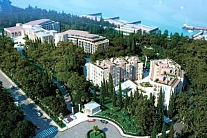 """Сочинская """"Камелия"""" заняла первое место в рейтинге жилых комплексов с самой большой  территорией"""