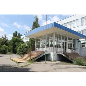 Активисты ОНФ просят отремонтировать здание и благоустроить территорию гимназии №1