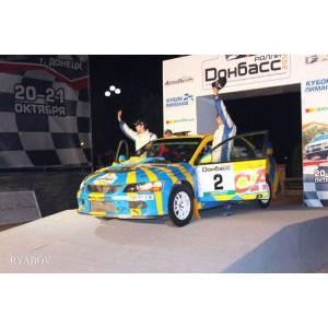 Автогонщик, одессит В. Пушкарь: «Зимний этап ERC 2013 обещает быть жарким!»