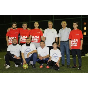 Команда «Молодежки ОНФ» в Чечне присоединилась к акции «Спортивные выходные»