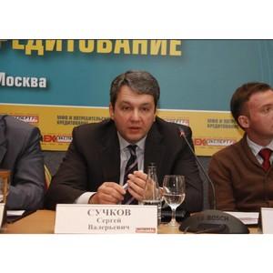 Сергей Сучков выступил на пресс-конференции «Микрофинансирование и потребительское кредитование»