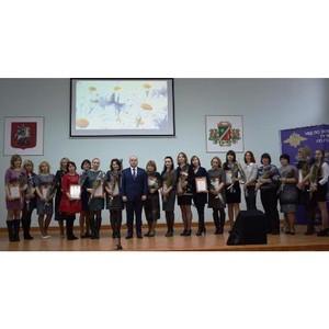 В УВД Зеленограда состоялся праздничный концерт, приуроченный к празднованию 8 марта