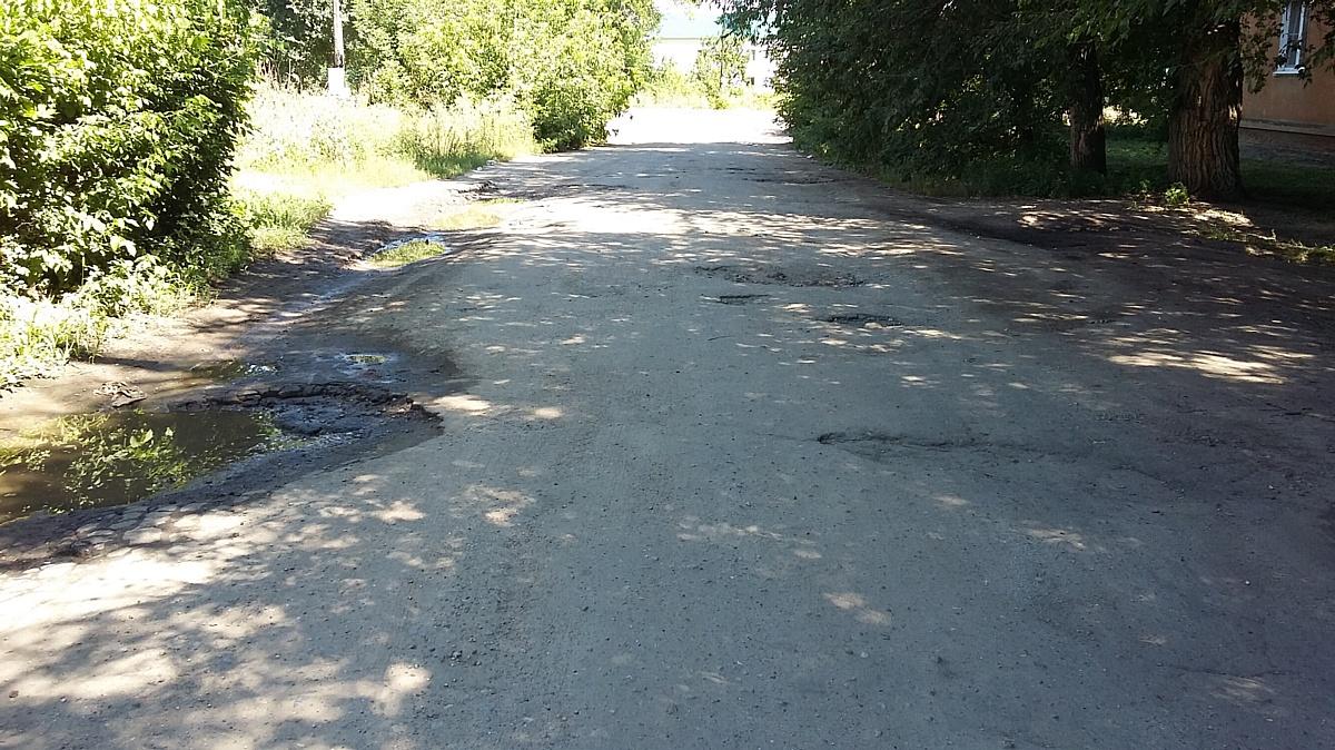 Воронежские активисты ОНФ проверили отмеченные на карте «убитых» дорог участки в Семилукском районе