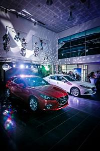 «Независимость Mazda» презентовала новую Mazda3