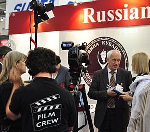 Россия в очередной раз планирует покорить Лондон своими винами