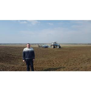 Аграрии Дона приступили к весенне-полевым работам