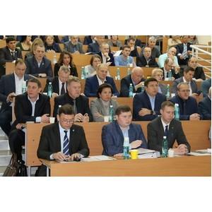 Активисты ОНФ в Югре обсудили результаты своей деятельности в 2017 году