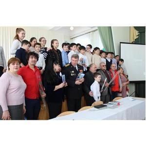 Активисты ОНФ провели для школьников Кабардино-Балкарии «уроки мужества»