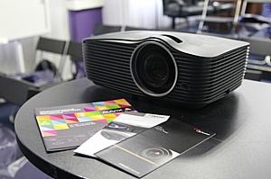 В Auvix состоялся тренинг, посвященный профессиональным решениям Optoma ProScene