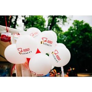 «Vitacci с «Добрым Сердцем» удивили всех в парке Сокольники
