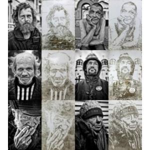 """Российские художники заняли первое место в международном конкурсе портретов """"Portrait Now!"""""""