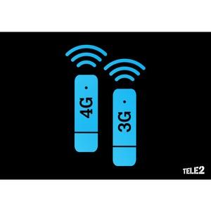 Tele2 начала продажи модемов с поддержкой 3G и 4G