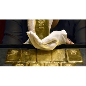 Рост цен на золото не остановить!