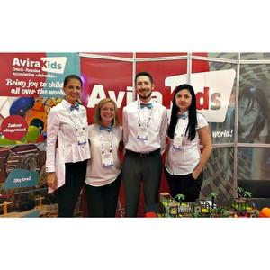 В Испании презентовали аттракционы производства российской компании «Авира»