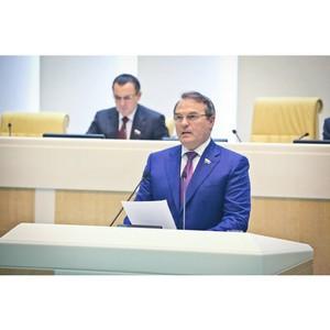 Игорь Морозов прокомментировал заявление Никки Хейли о статусе российского полуострова Крым.