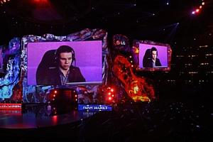 UltraWide мониторы на турнире EPICENTER:Moscow по Dota 2