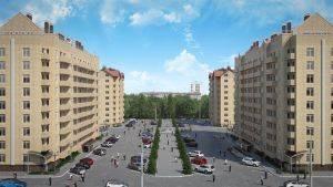 Компания «Родина» откроет в Краснодаре первую очередь ЖК «Столичный парк»