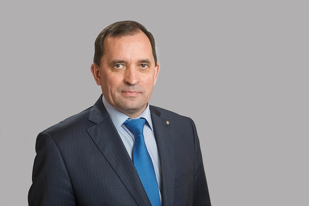 Генеральный директор Стойленского ГОКа удостоен высокой награды