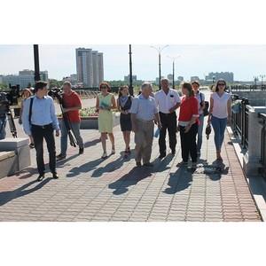 Активисты ОНФ призвали жителей Благовещенска к сохранению облика города