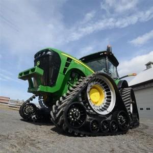 Гусеничный ход для тракторов и комбайнов - миф или реальность?
