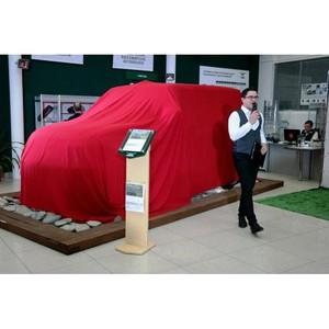 Обновленный УАЗ Патриот представили в Чебоксарах