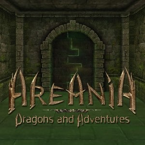 Бета-тест игры Areania: Dragons and Adventures