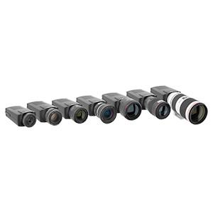 Первые 20-мегапиксельные видеокамеры марки AXIS с профессиональной оптикой Canon