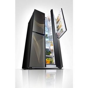 Передовой холодильник с мини-баром «дверь-в-двери» от LG завоевывает сердца покупателей