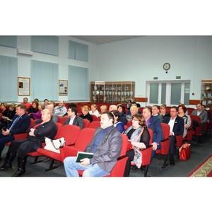 Руководство окружного Управления Зеленограда отчиталось перед депутатами по итогам 2017 года
