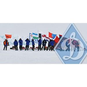 Пресс-конференция участников молодежной полярной экспедиции