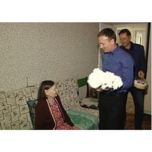 Активисты ОНФ в Алтайском крае помешали мошенникам отнять квартиру у ветерана войны