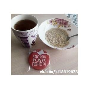 Лучшие кадры утренней еды: вы не сможете отказаться! Праздничные итоги акции #завтракдонора