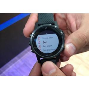 О приложении Garmin в часах Fenix
