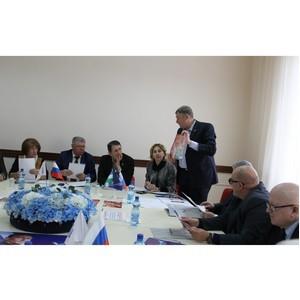 Активисты ОНФ обсудили участие жителей КБР в творческих проектах Народного фронта