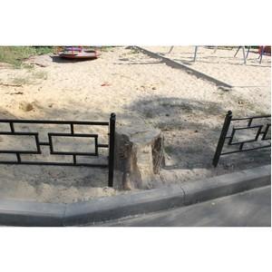 ОНФ настаивает на устранении недостатков в ремонте дворов
