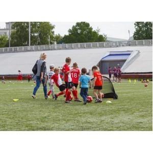 Впервые в Самаре пройдет детский футбольный турнир «Первый гол»