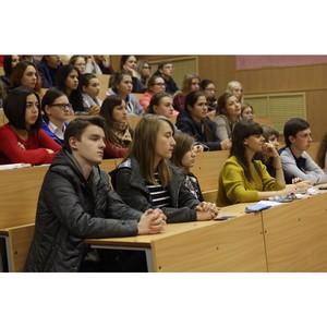 В Саранске студенты пединститута присоединяются к проектам ОНФ