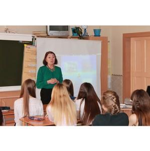 Активисты ОНФ в Хакасии в памятную дату 22 июня провели встречу с учениками сельской школы