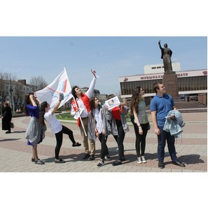 Активисты ОНФ в Кабардино-Балкарии присоединились к акции «Космос наш»