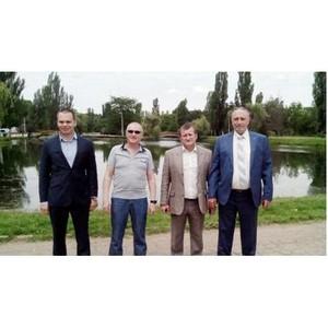«СпектрПрестиж+» провели консультационные переговоры с крымскими руководителями на тему безопасности